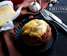 培根奶酪肉饭盅#豆果魔兽季联盟#