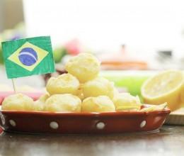 巴西奶酪小面包丨异域风情的南美国民小食【微体兔菜谱】