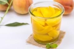 黄桃罐头|美食台