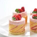 (视频菜谱)树莓慕斯蛋糕