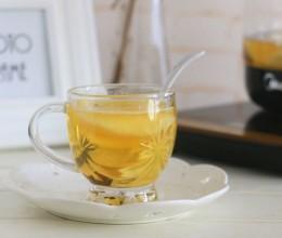 水蜜桃柠檬茶