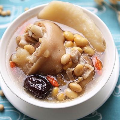 黄豆猪蹄汤
