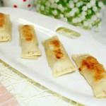 超强补钙组合,让宝宝吃的有滋有味  虾皮豆腐肉卷