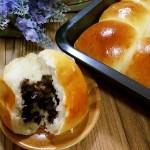 酸奶蜜豆小餐包