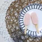 西瓜奶油雪糕
