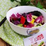 大拌菜——#丘比沙拉汁#