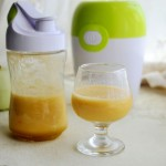 香瓜胡萝卜汁#无果汁·不夏天#