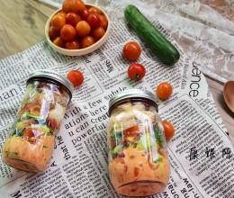 罐装沙拉#健身修复食谱#