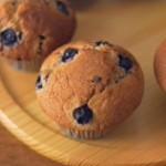蓝莓马芬蛋糕