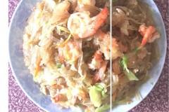 潮汕风,炒红薯粉条