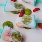 水果椰汁冰棒 #七彩七夕#