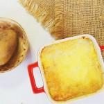 鸡汁焗土豆泥#太太乐小黄瓶西式#
