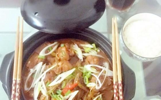 重庆鸡公煲——川味菜系