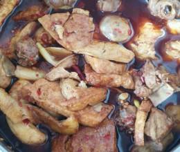 红烧芋儿鸡