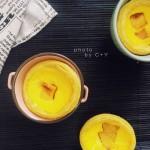 超快手的黄桃蛋挞(减糖版)