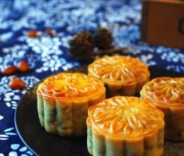 五仁月饼(低油低糖版)