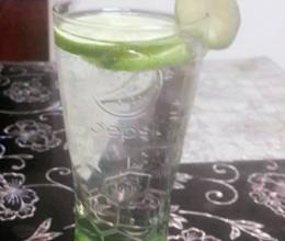 柠檬苏打汽水