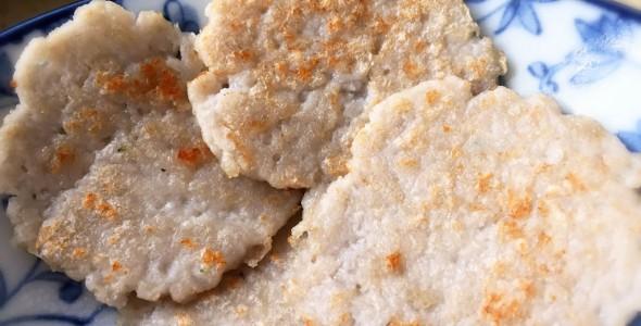 藕香肉圆\/肉饼 #宝宝辅食#