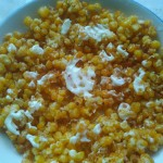 黄金玉米烙