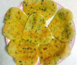 土豆泥❤️饼