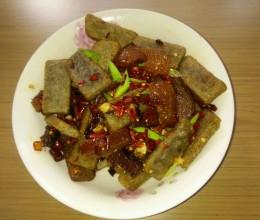 蕨巴炒腊肉