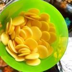 蛋黄溶豆饼干(6-9个月宝宝辅食)