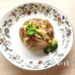 Jacket Potato英式烤土豆#太太樂鮮雞汁西式#