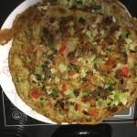 蔬菜鸭蛋葛粉饼虾皮