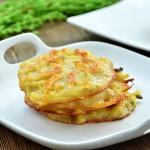 焦香土豆饼#太太乐鲜鸡汁中式#