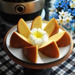 电饭煲版:原味蒸蛋糕