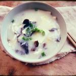 木耳鸡蛋汤