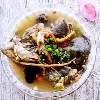 甲鱼养生汤