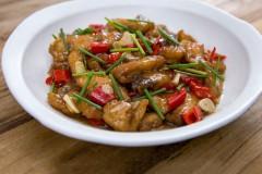 赣南小炒鱼|美食台