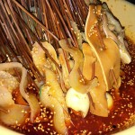 乐山小吃—冷串串