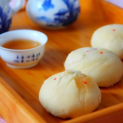 #长帝烘焙节#(半月轩)苏式五仁月饼