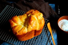 椰蓉大吐司—面包机版