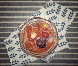 暖身靓颜桃油汤