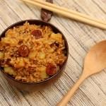 土豆臘腸燜飯-迷迭香