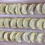 北方芹菜猪肉饺子