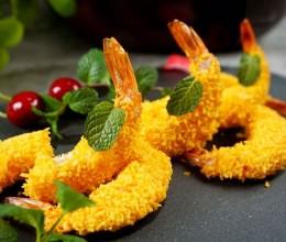 奶酪凤尾虾