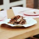 豆豉炒肉蟹
