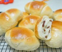 内涵丰富的面包卷#厉害了我的零食#