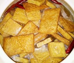 风味卤豆腐干