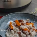 果干羊肉手抓饭(焖)#胆•敢不同,美的原生态AH煲#