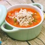 番茄鲅鱼面-宝宝健康食谱