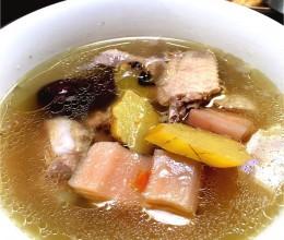 石斛莲藕汤