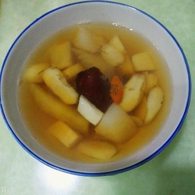 荸荠怎么吃--荸荠煮梨水