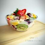 综合水果沙拉#丘比轻食厨艺大赛#