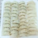 芹菜香菇木耳饺子