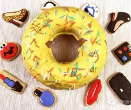 surprise inside 内藏惊喜的甜甜圈巧克力